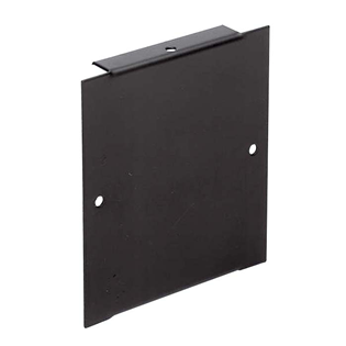 2 MODULE WIDE FRONT PANEL