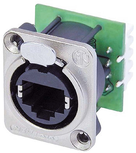 NEUTRIK RJ45 CONNECTOR (CAT5)