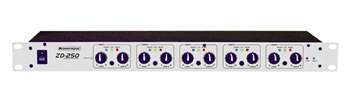5 CHANNEL ZONE DISTRIBUTOR