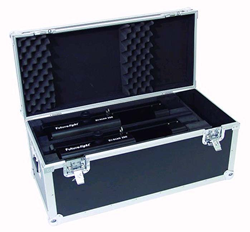 FLIGHT CASE FOR 2 x SCAN-250