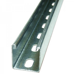 3m Slotted Channel 41 x 41mm