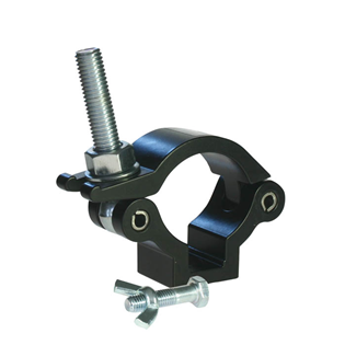 DOUGHTY LIGHTWEIGHT HOOK CLAMP BLACK