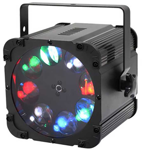 Crossfire XP Gobo Effect LED Light