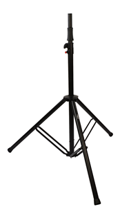 Speaker Stand with Hydraulic Lift by C
