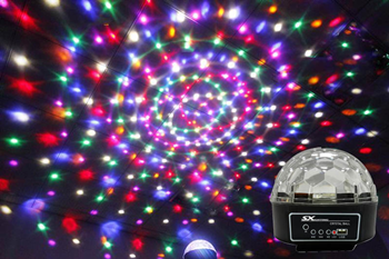 Crystal Ball LED Effect Light