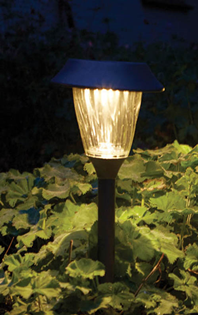 Solar Powered LED Spike Light