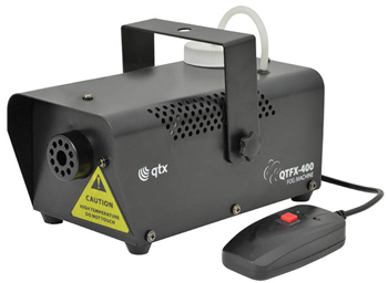 Compact 400w Fog Machine