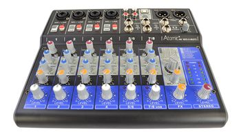 Compact 4 Channel Mixer by Atomic