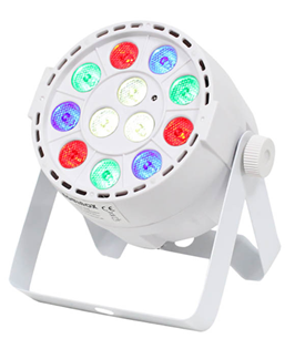 Rechargeable Micro LED Par Can RGBW