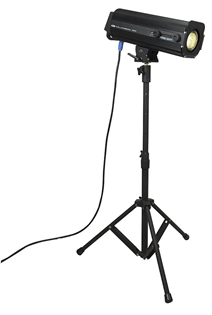 120w Followspot with Stand by Showtec
