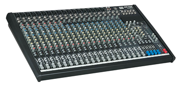 24 Channel Mixing Desk by DAP Audio