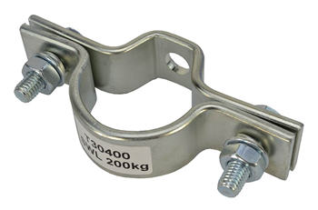 Universal Clamp 48mm Zinc