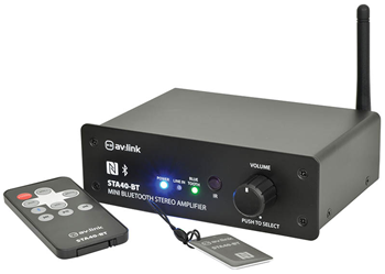 Mini Digital Stereo Amplifier with Bluet