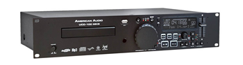 American Audio UCD-100 Mk3 Single CD P