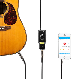 Microphone Adaptor for Apple & Android