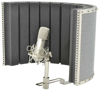 Studio Microphone Booth