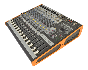 8 Channel Mixing Desk by Atomic