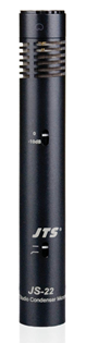 JTS JS-22 Condenser Microphone
