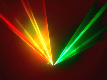 TWINBEAM COLOUR LASER