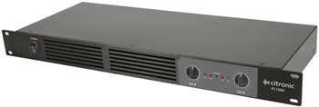 Citronic Digital Amplifier 2 x 540w