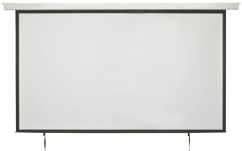 Electric Motorised Projector Screen 120