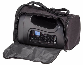 Portable PA System with UHF Mic, MP3