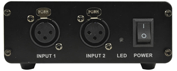 Dual Phantom Power Adaptor