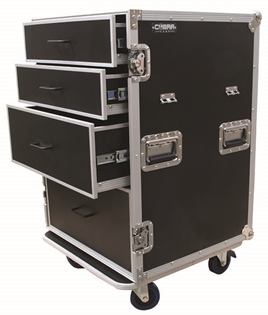 Cobra Universal Drawer Case With Table