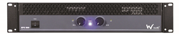 EPX500 Power Amplifier 2 x 250 Watt