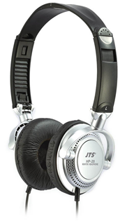 JTS HP-20 Monitoring Headphones