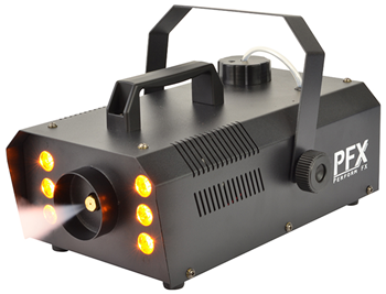 900 Watt Smoke Machine with LEDs