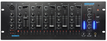 NewHank Room-Mate 4 Zone Stereo Mixer