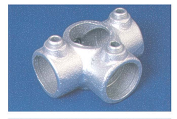 PIPECLAMP SIDE OUTLET TEE