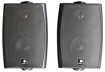 60W Wall Mounted Active Speakers with