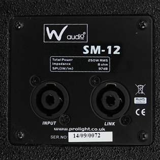 12 Inch Passive Stage Monitor