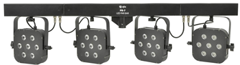 QTX PB-7 High Power Foldable LED Par%2