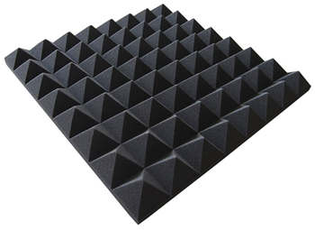 Foam Acoustic Tile Pyramid Style