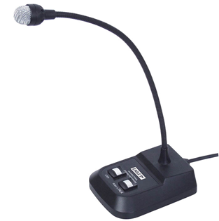 Professional Dynamic Paging Microphone