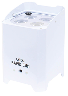 Rapid RGBW IP LED Uplighter