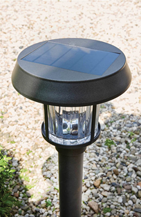 Intelligent Solar LED Post Light 150 L
