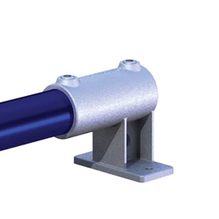 PIPECLAMP RAILING SIDE SUPPORT HORIZ. %2