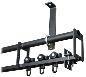 Doughty Walkalong Curtain Track Kits