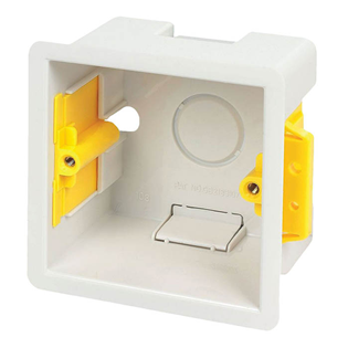 Flush Mounted Box for Pilot Dimmer &