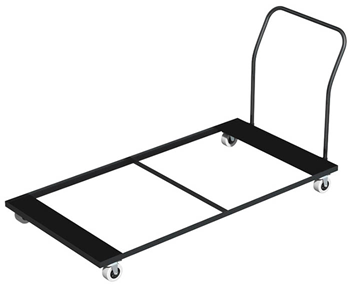 Global Stage Horizontal Deck Trolley