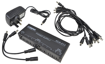 Guitar Effects Pedal Power Supply, 8%2