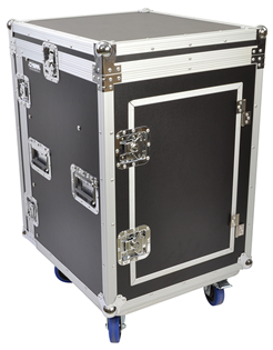 Cobra Rack Case With 10U Top And 12U