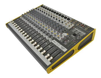 12 Channel Mixing Desk by Atomic