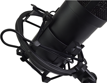 Studio Recording Microphone Complete With%