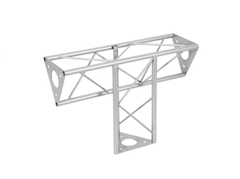 Steel-Truss T-Piece 3-Way Vertical