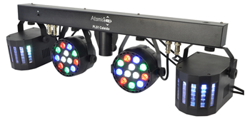 LED Derby and Wash Effects Lighting Se
